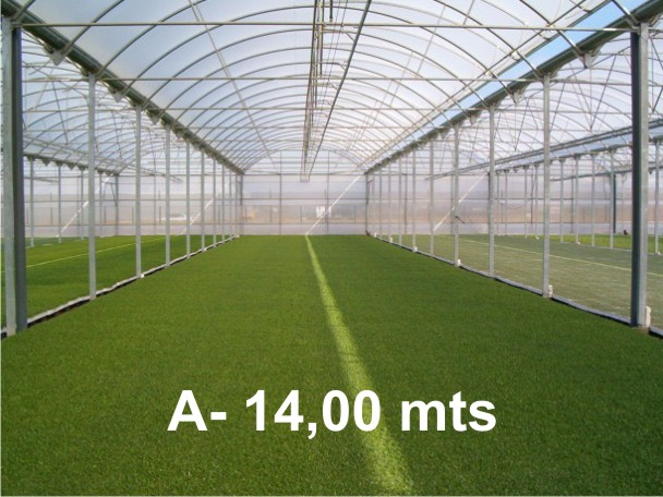 Picture of Cover for greenhouse  A-14.00 m